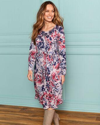 Blissful Soft Touch Midi Dress