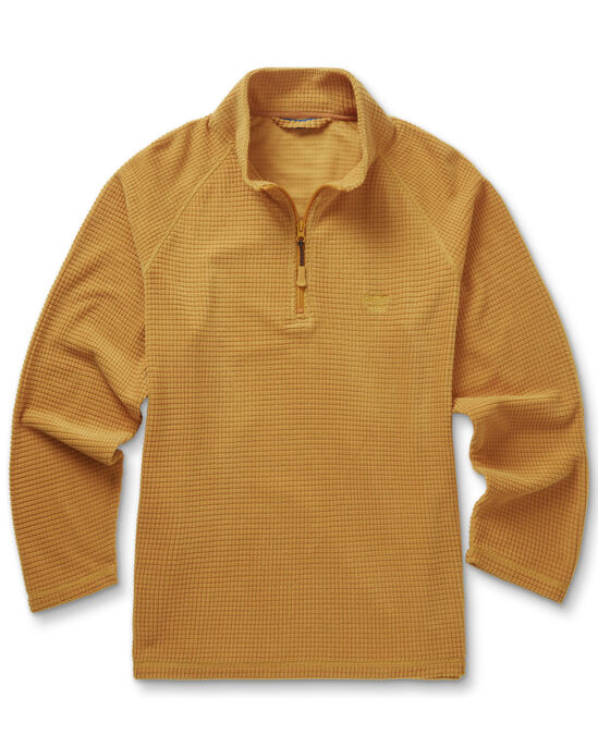 Fleece Half Zip Top