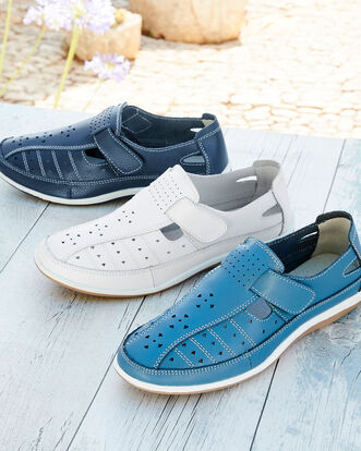 Leisure Flex Adjustable Shoes