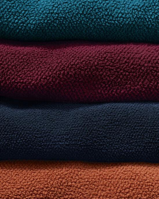 Soft Fleece Half Zip Top