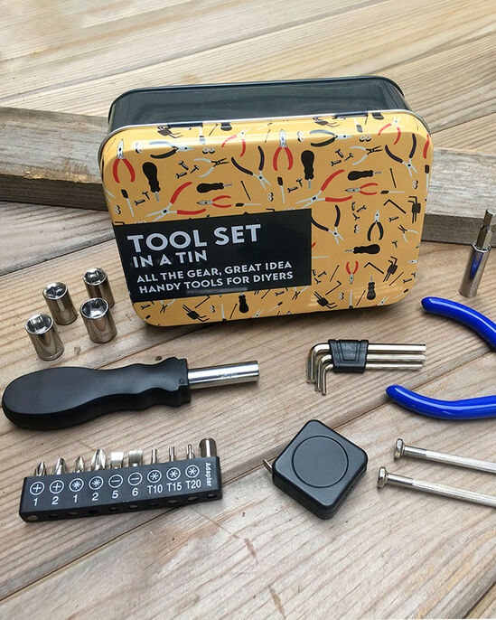 Tool Kit in a Tin
