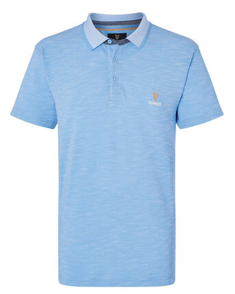 Guinness® Short Sleeve Textured Polo Shirt