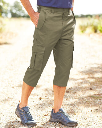 Explorer Crop Trousers