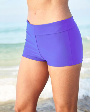Roll Top Tummy Control Shorts
