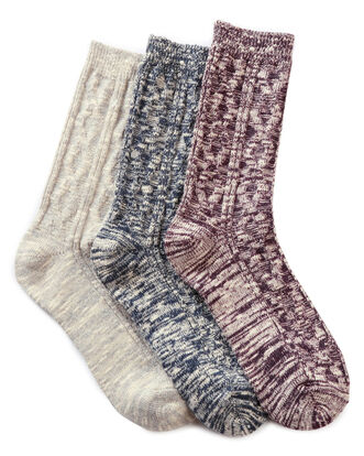 3 Pack Unisex Thermal Socks