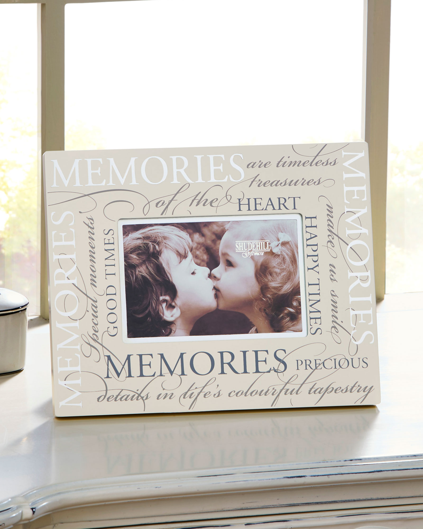 Memories Photo Frame At Cotton Traders