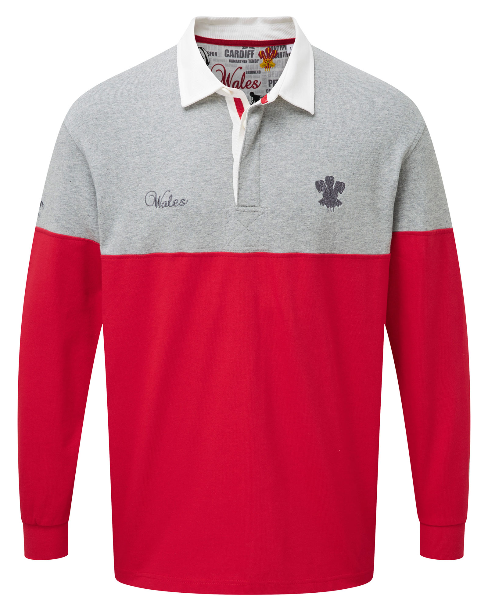 39c572d24c8 Cotton Traders England Rugby Shirt Long Sleeved – EDGE Engineering ...