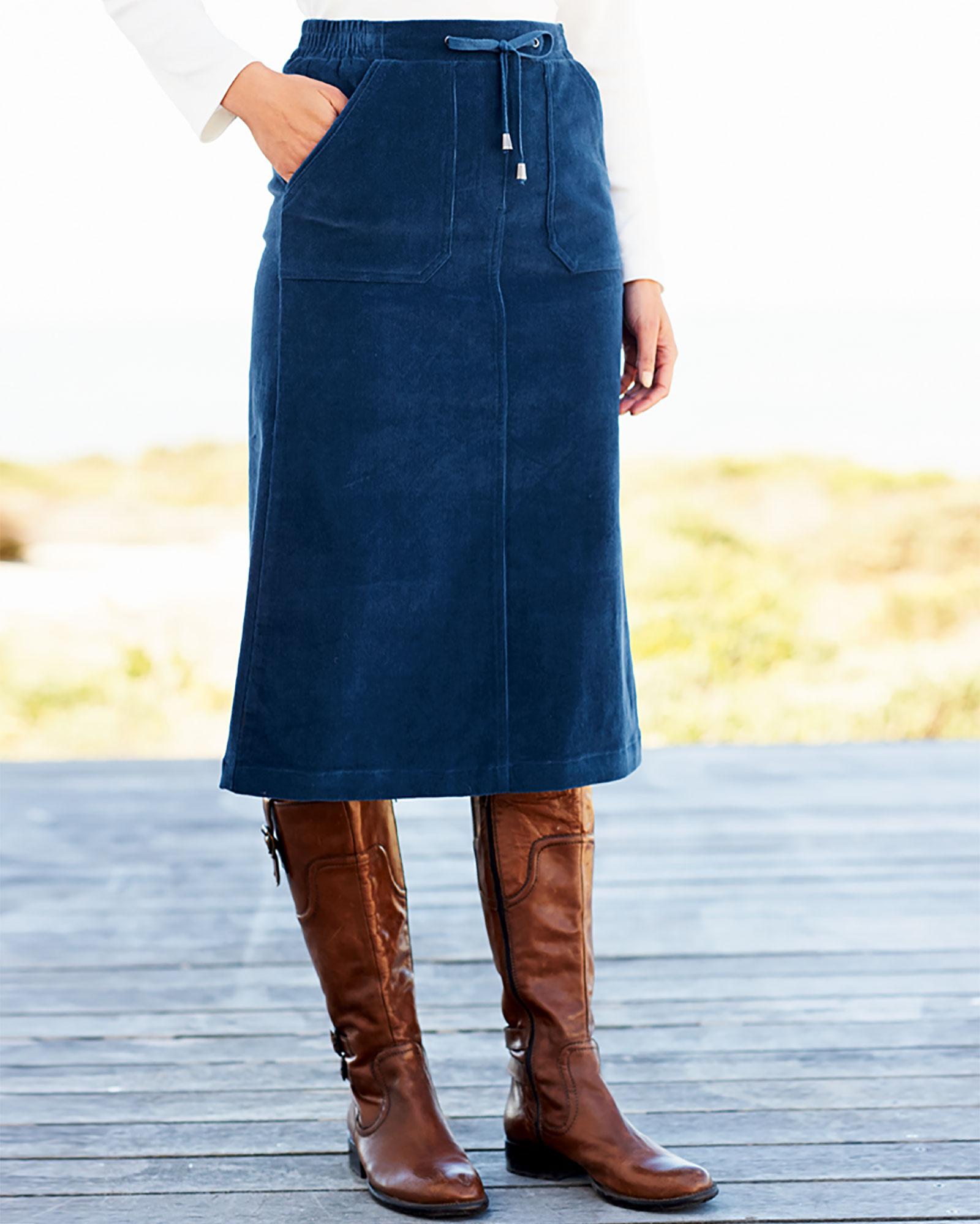 b86c82c4b Brown Corduroy Skirt Uk