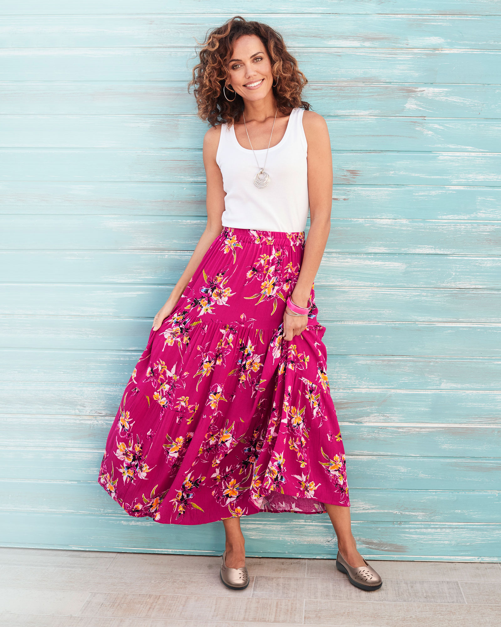 e3a69c33b4 Cotton Traders Summer Skirts